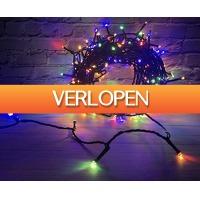 Voordeelvanger.nl: Lichtslinger 200 LEDs met instelbare kleuren