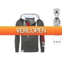 iBOOD Sports & Fashion: Akito Tanaka Vertical Side hoodie