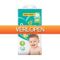 Actie.deals 3: Pampers Baby Dry luiers