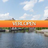D-deals.nl: Geniet in een vrijstaande villa aan het water