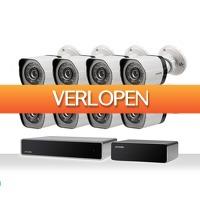 Epine.nl: Zmodo ZS-2NL8-W Full HD 1080p sPoE camerasysteem