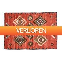 Xenos.nl: Vloerkleed azteken - 180 x 120 cm