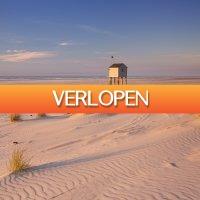 D-deals.nl: 2, 3 of 4 dagen uitwaaien op Terschelling