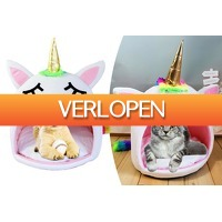 VoucherVandaag.nl 2: Unicorn honden- en kattenmand