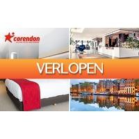 SocialDeal.nl 2: Overnachting voor 2 + ontbijt + diner bij Corendon City Hotel
