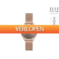 iBOOD Sports & Fashion: ELLE Monceau dames horloge