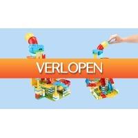 ActieVandeDag.nl 2: Knikkerbaan bouwset