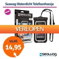 1dagactie.nl: Seawag waterdicht telefoonhoesje zwart
