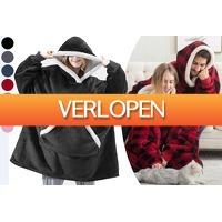 VoucherVandaag.nl 2: Super comfy fleece hoodie