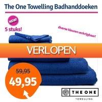 1dagactie.nl: The One badhanddoeken Deluxe