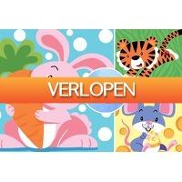 VoucherVandaag.nl 2: Verven op nummer voor kinderen
