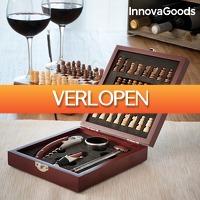 Voordeeldrogisterij.nl: InnovaGoods wijnaccessoireset