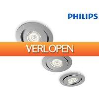 iBOOD DIY: 3 x Philips Asterope LED-inbouwspot