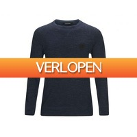 Avantisport.nl: Peak Performance Thyler Crew herensweater blauw