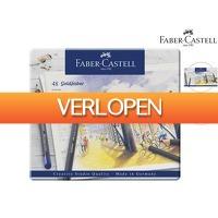 iBOOD Home & Living: 48-delige Faber-Castell kleurpotlodenset