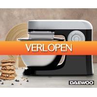 Voordeelvanger.nl 2: Daewoo professionele keukenmachine XL 5 liter
