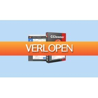 ActieVandeDag.nl 2: CCleaner Professional Plus