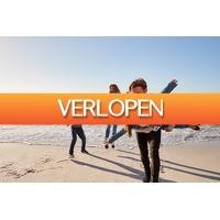 Traveldeal.nl: Weekend, midweek of week in Center Parcs Park Zandvoort op loopafstand van het strand