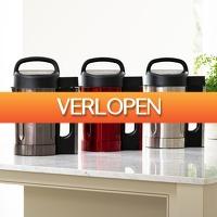 Actie.deals 2: Soup Chef - Soepmaker met 4 programma's