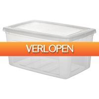 Blokker: Iris Clearbox - 50 l