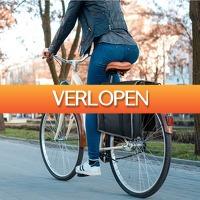 Elkedagietsleuks Ladies: Dubbele fietstas