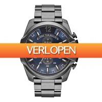 Watch2day.nl: Diesel Chronograph DZ4329 herenhorloge