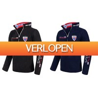 DealDonkey.com: Nebulus heren fleecepullover