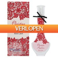 Plein.nl: Christina Aguilera Red Sin eau de parfum spray 50 ml