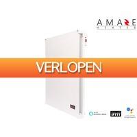 iBOOD DIY: Amaze Heater AH420EUDS  Dual Smart  verwarmingspaneel | Wifi