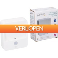 Voordeeldrogisterij.nl: Deluxa LED-nachtlamp