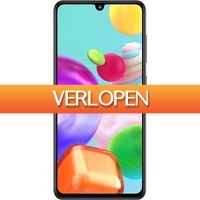 EP.nl: Samsung Galaxy A41 64GB zwart