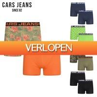 Elkedagietsleuks HomeandLive: 2-pack Cars Jeans boxershorts
