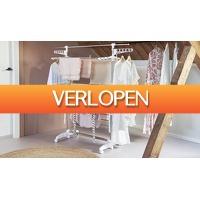 ActievandeDag.nl 1: Multifunctioneel wasrek