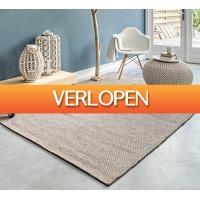 Koopjedeal.nl 2: Handgemaakte wollen vloerkleden