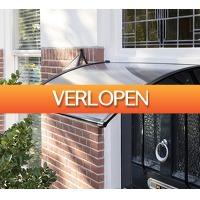 Koopjedeal.nl 3: Luxe weerbestendige deurluifel