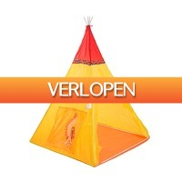 Actie.deals 2: Free and Easy speeltent Tipi