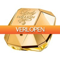 Superwinkel.nl: Paco Rabanne Lady Million eau de parfum