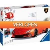 Alternate.nl: Ravensburger 3D puzzel Lamborghini Huracan Evo