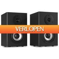 MaxiAxi.com: Vonyx SM40 actieve studio monitor speakerset