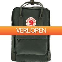 Coolblue.nl 3: Fjallraven Kanken laptop rugzak