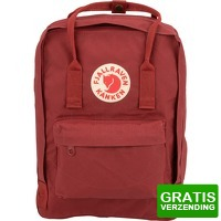 Bekijk de deal van Coolblue.nl 1: Fjallraven Kanken laptop Ox Red 13L