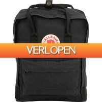 Coolblue.nl 2: Fjallraven Kanken black 16L