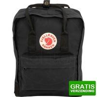 Bekijk de deal van Coolblue.nl 2: Fjallraven Kanken black 16L