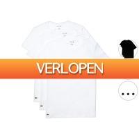 iBOOD.com: 3 x Lacoste T-shirt