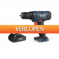 Koopjedeal.nl 3: Wolfgang Germany 20V accuboormachine