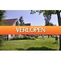 Traveldeal.nl: Weekend, midweek of week op Parc Sandur in Emmen