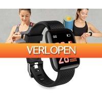 Voordeelvanger.nl 2: Smartwatch fitness tracker