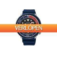 Watch2Day.nl 2: Seiko SNE499P1 TUNA PADI Heren Horloge Quartz 47MM