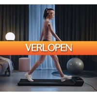 Koopjedeal.nl 2: Inklapbare loopband met LCD scherm