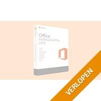 Licentie Microsoft Office 2019 Pro